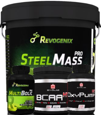 Pack Croissance musculaire extreme