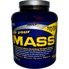 Up your mass - MHP nutrition - gainer | Toutelanutrition