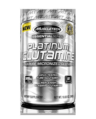 Platinum 100 glutamine - Toutelanutrition