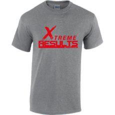 T-shirt Eiyolab Gris