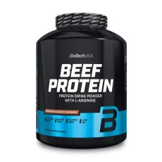 Beef protein - Biotech USA - protéine boeuf | Toutelanutrition