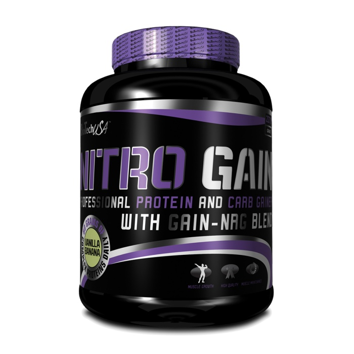 Nitro Gain - Biotech USA - gainer | Toutelanutrition