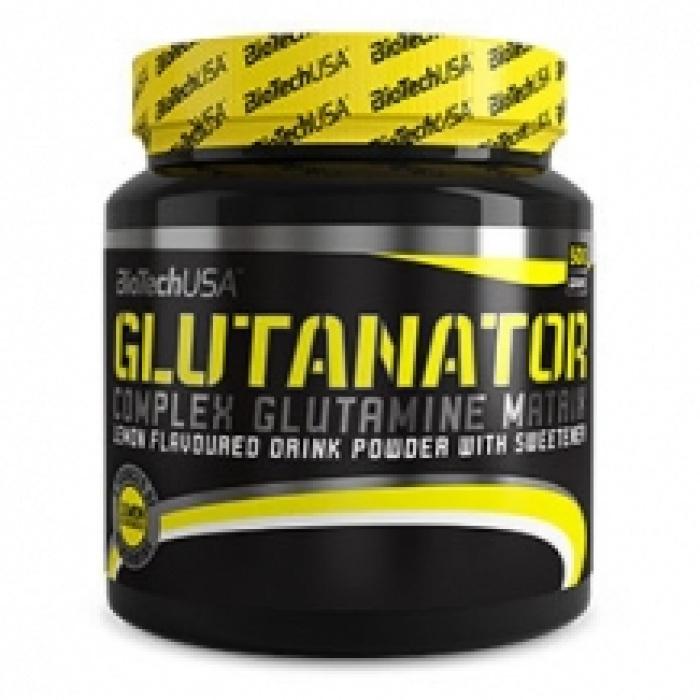 Glutanator - Biotech USA - glutamine | Toutelanutrition
