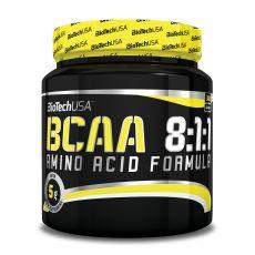 BCAA 8:1:1 - Biotech Usa - acide aminé | Toutelanutrition