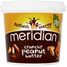 Beurre de cacahuete meridian foods