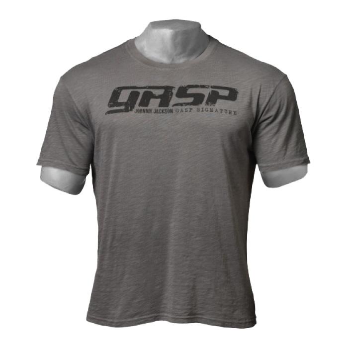 Tshirt metal - Gasp - musculation