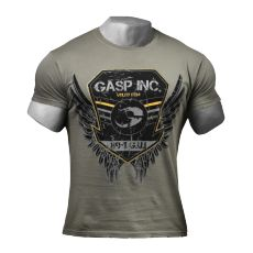 Tshirt wash green GASP