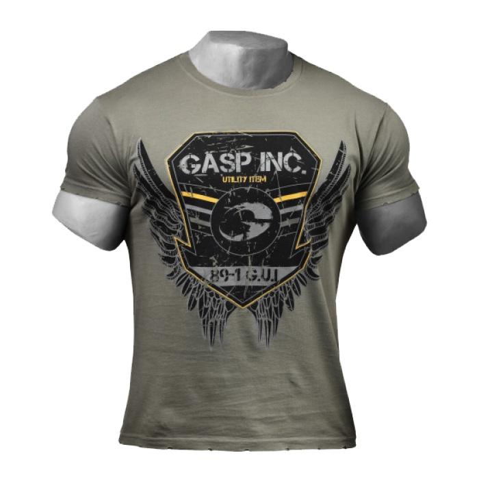 Tshirt wash green GASP