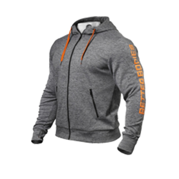 Sweat de sport Athletic hood - Better Bodies