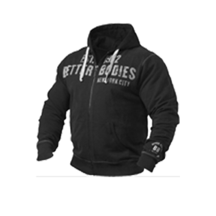 Sweat de sport graphic hoodie - Better Bodies