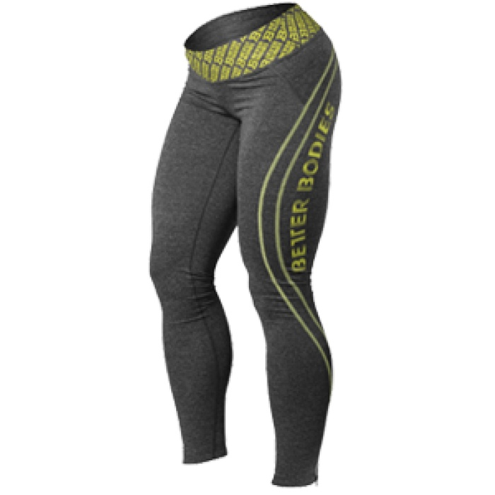 Legging sport Shapped logo - Better Bodies
