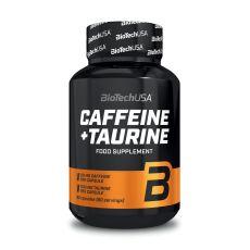 Caffeine + Taurine Biotech USA | Toutelanutrition