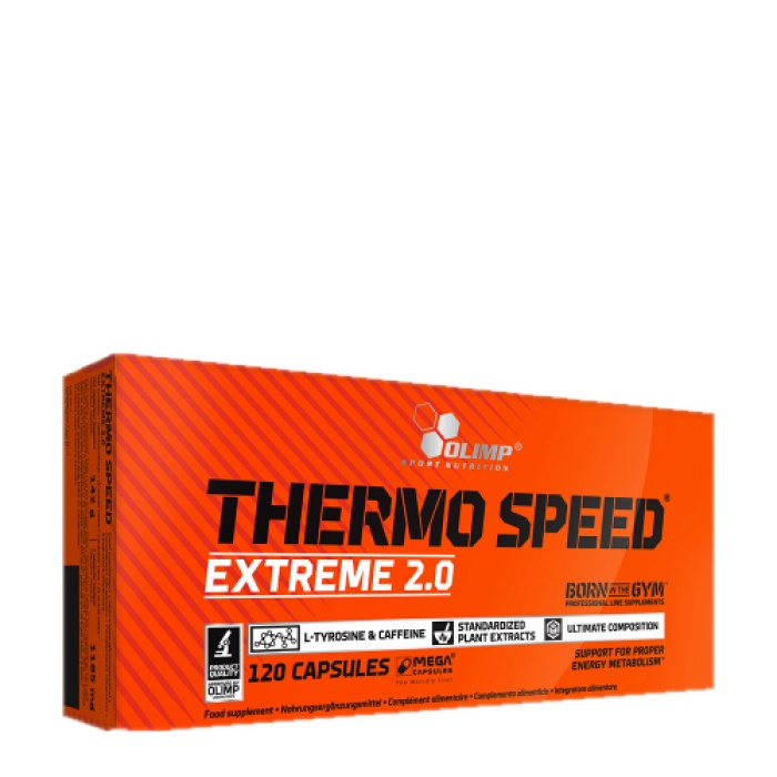 Thermo Speed Extreme 2.0 - bruleur de graisse