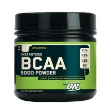 BCAA Powder acide aminé optimum nutrition