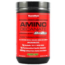 Amino Decanate - acide aminé - MuscleMeds | Toutelanutrition