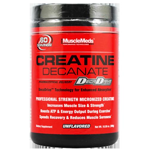 Creatine Decanate - MuscleMeds | Toutelanutrition