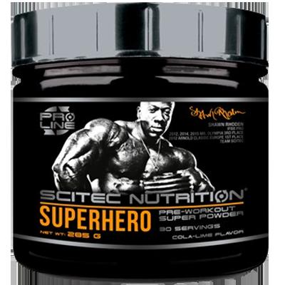 Booster Super Hero Scitec Nutrition