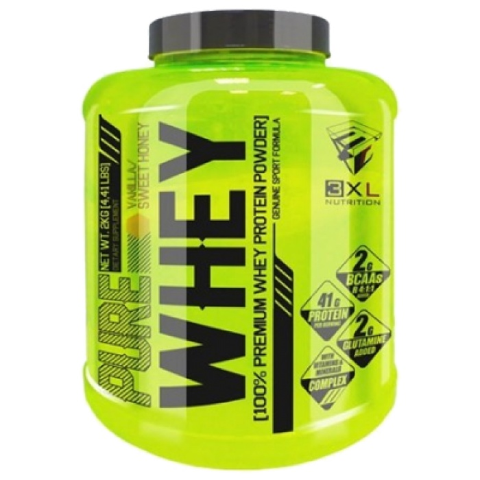 Pure Whey - 3XL Nutrition | Toutelanutrition