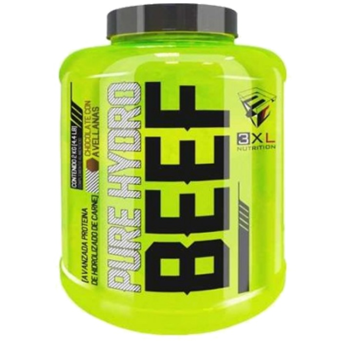 Pure Hydro Beef 3XL Nutrition