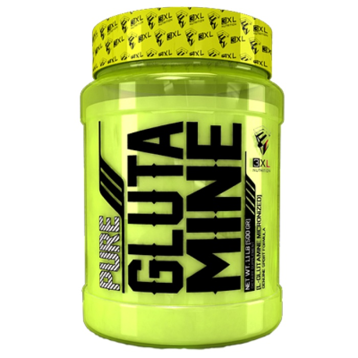 Pure Glutamine - 3XL Nutrition