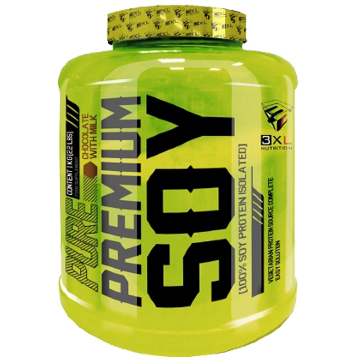 Pure Premium Soy - 3XL Nutrition