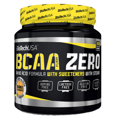 BCAA Flash Zero - Biotech USA - Toutelanutrition