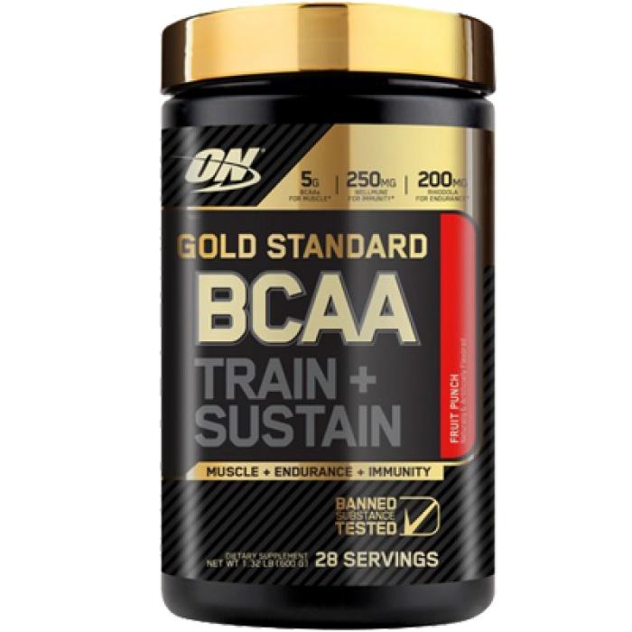 Gold Standard BCAA Train & Sustain | Toutelanutrition