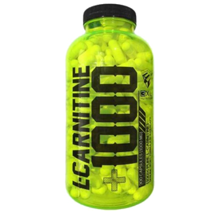 L Carnitine 1000 - 3XL Nutrition | Toutelanutrition