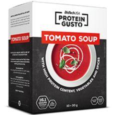 Soupe Protein Gusto - Biotech USA | Toutelanutrition