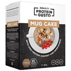 Mug Cake Protein Gusto - Biotech USA | Toutelanutrition