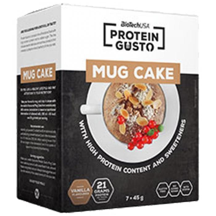 Mug Cake Protein Gusto