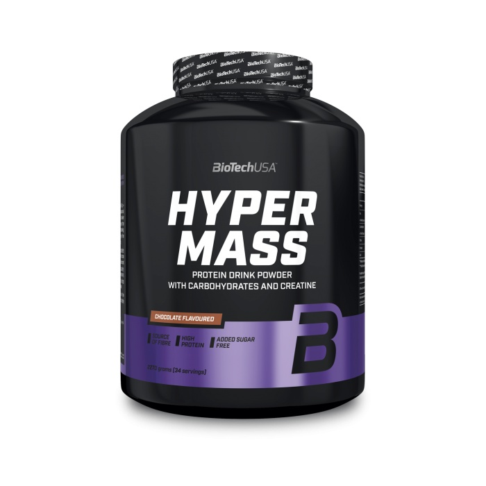 Hypermass - Biotech USA - gainer   Toutelanutrition