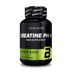 Créatine PH-X - Biotech USA - créatine | Toutelanutrition