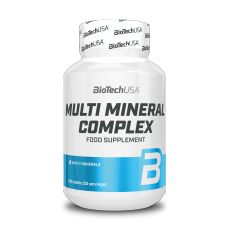 Multi Mineral Complex  - Biotech USA| Toutelanutrition