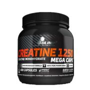 Creatine 1250 Mega Caps