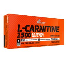 L-carnitine 1500 Extreme - Olimp | Toutelanutrition