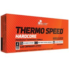 Thermo Speed Hardcore - brule graisse | Toutelanutrition