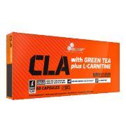 Cla avec Green Tea plus L-Carnitine