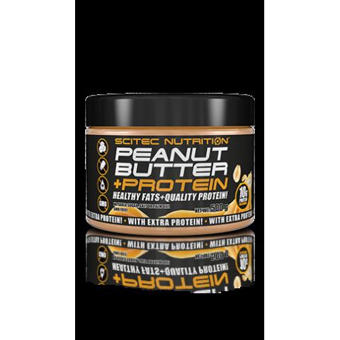 Peanut Butter + Protein - Scitec Nutrition   Toutelanutrition