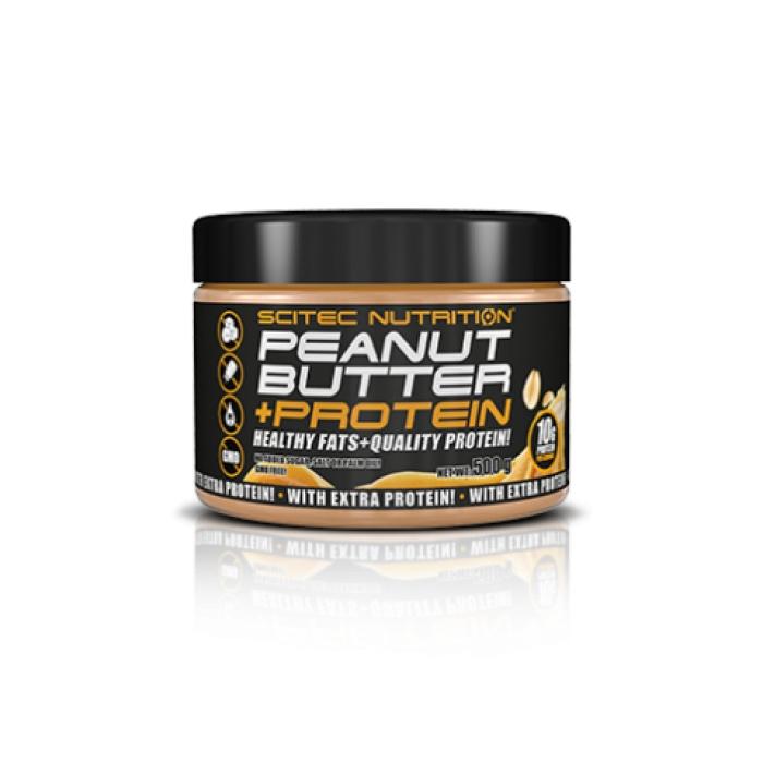 Peanut Butter + Protein - Scitecn Nutrition | Toutelanutrition
