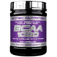Bcaa 1000 - Scitec Nutrition - acide aminé | Toutelanutrition