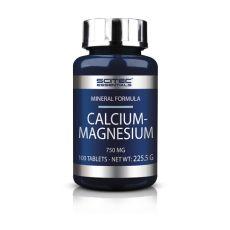 Calcium-Magnesium - Scitec |Toutelanutrition