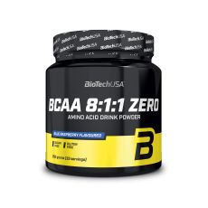 BCAA 8:1:1 Zero - Biotech Usa - acide aminé | Toutelanutrition