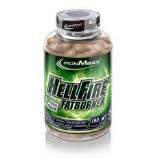 Hellfire Vegan - IronMaxx - bruleur de graisse | Toutelanutrition