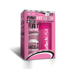 Pink Fit Easy Kit - Biotech USA| Toutelanutrition