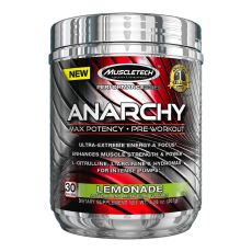 Anarchy - Muscletech - Booster de NO | Toutelanutrition