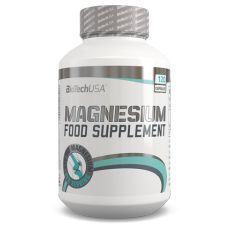 Magnesium - Biotech USA | Toutelanutrition