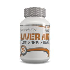 Liver Aid - Biotech USA | Toutelanutrition