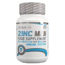 Zinc Max - Biotech USA | Toutelanutrition