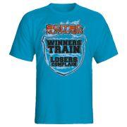 T-Shirt Scitec Winners Train